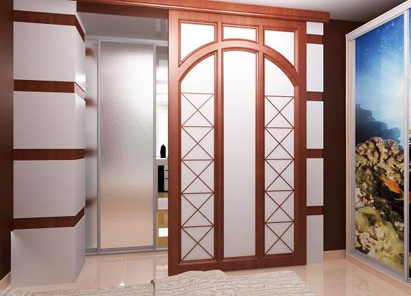 Из какого материала выбрать межкомнатную дверь