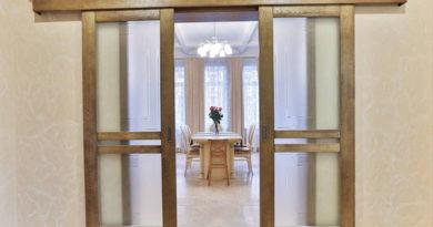 Как выбрать сдвижные межкомнатные двери