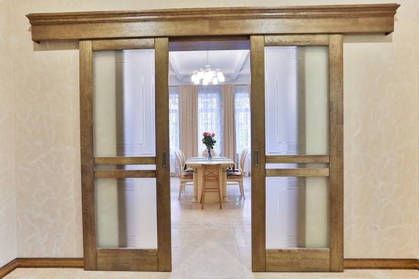 Проемы для сдвижных дверей