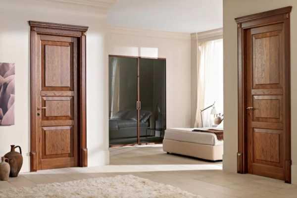 из каких материалов изготавливают филенчатые двери