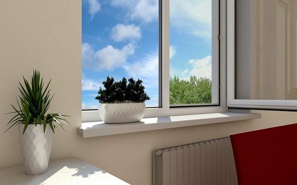 качественные подоконники пластиковых окон