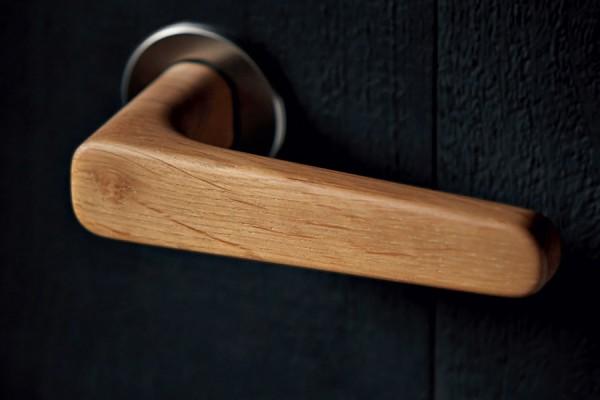 деревянная ручка для межкомнатной двери