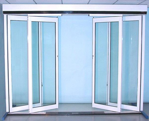характеристики створок автоматической двери