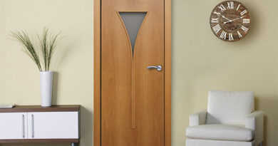 преимущества межкомнатных ламинированных дверей