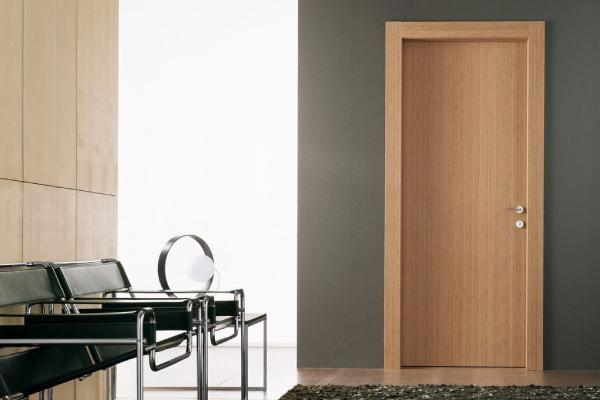 ламинированные межкомнатные двери в интерьере преимущества фото