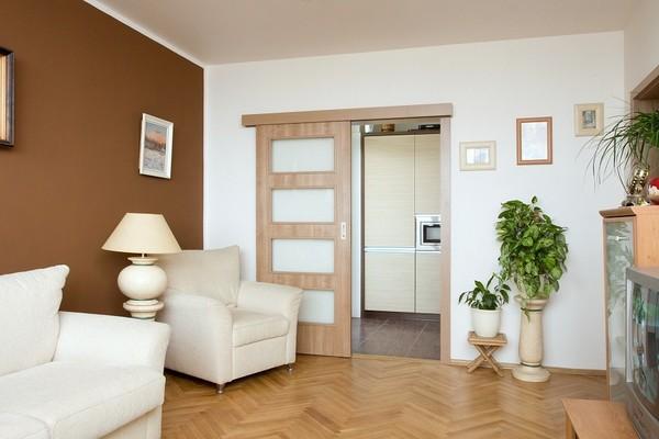 раздвижные межкомнатные двери фото в интерьере квартир