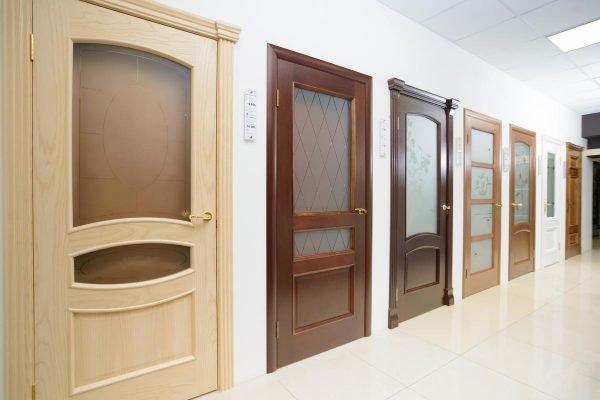 филёнчатые межкомнатные двери