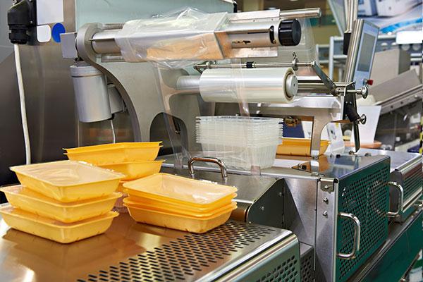 Термоупаковка продуктов