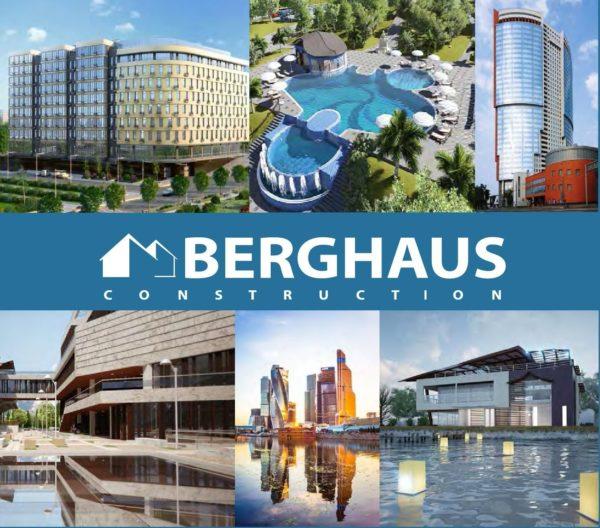 Berghaus: архитектурно-строительная компания